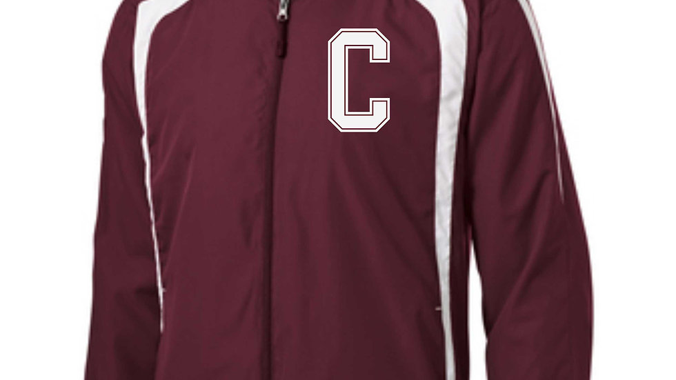 CHS Softball Full Zip Windbreaker