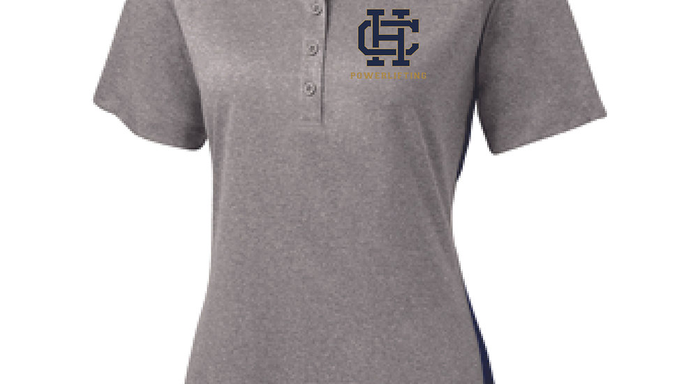 HC Powerlifting Ladies Polo