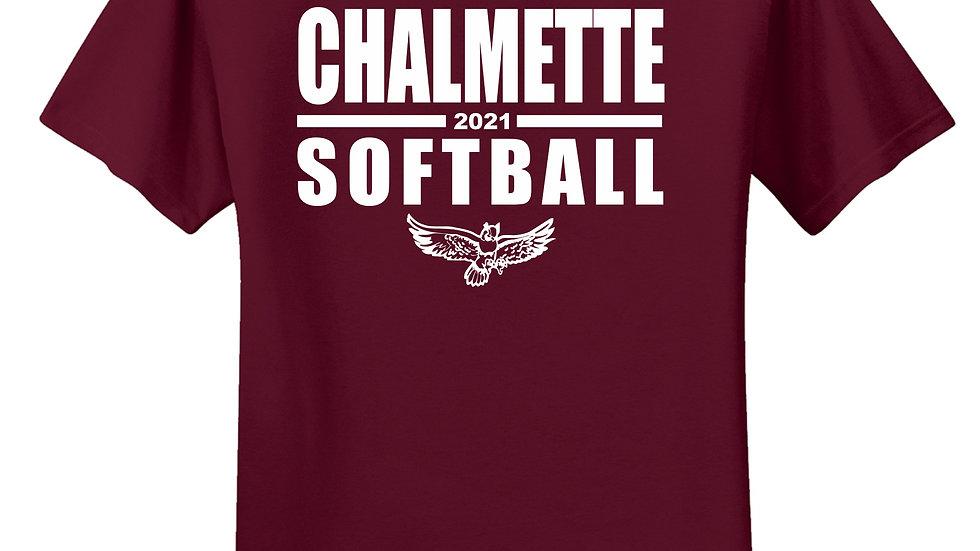 CHS Softball Tee