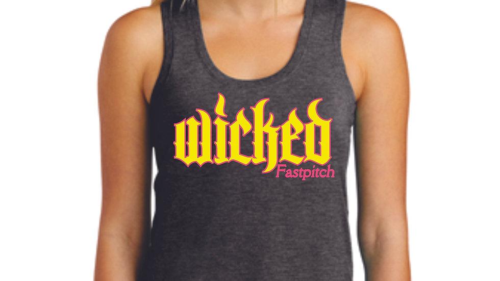 Wicked Racerback