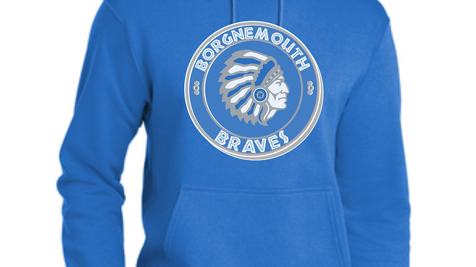 Borgnemouth Cotton Hoodie