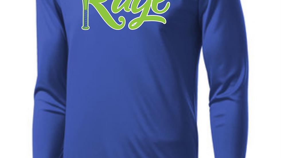 Rage Long Sleeve Drifit