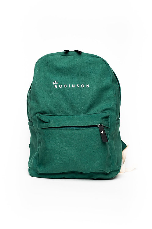 The Robinson Backpack (Green)