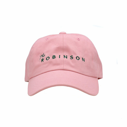 The Robinson Dad Hat (Pink)