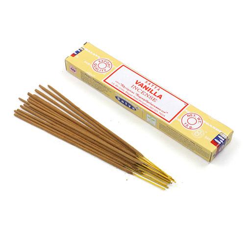 Incense Satya Vanilla