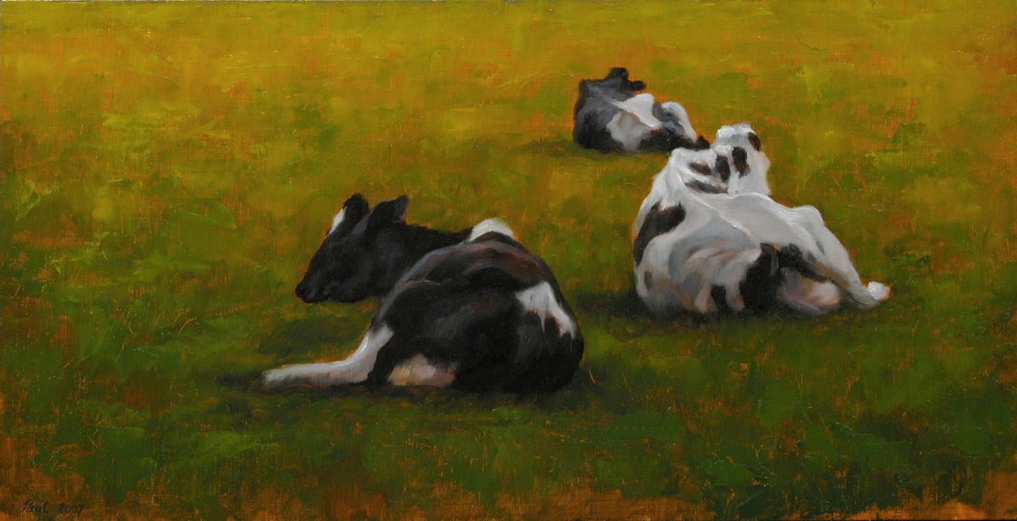 183. Ode aan Voerman. (23 x 43 cm)
