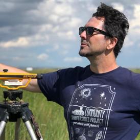Surveying in Wyoming