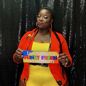 Donneeka's 35th House Party Birthday Bash