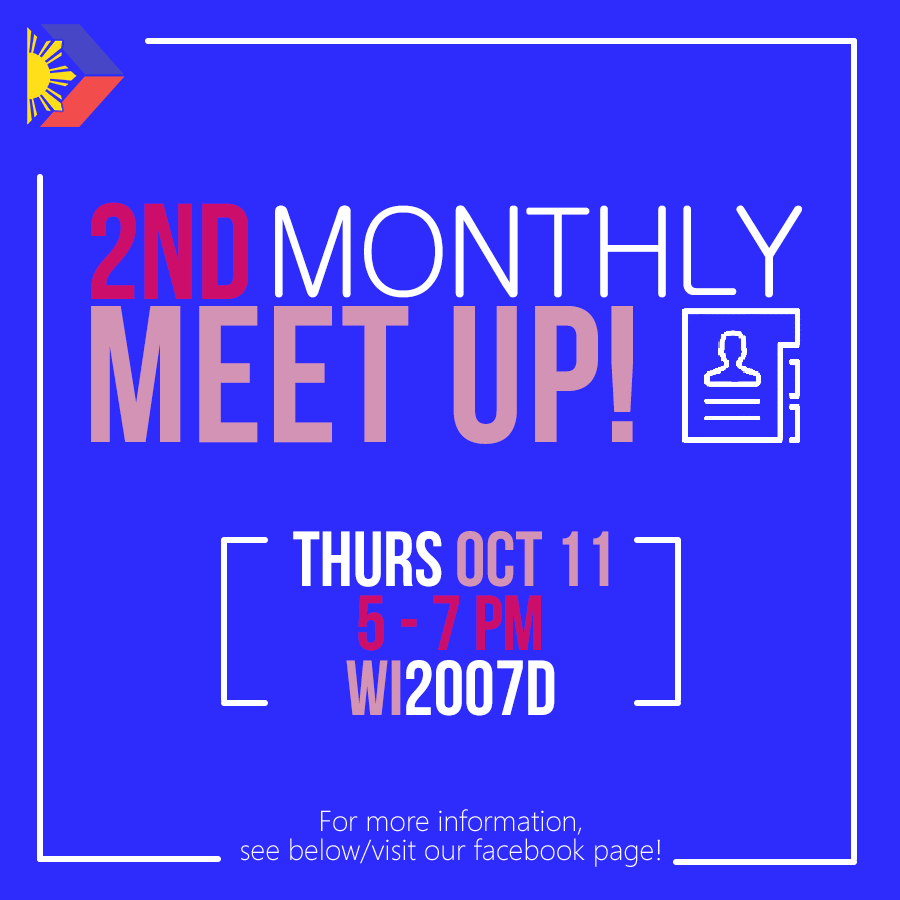Second Monthly Meetup