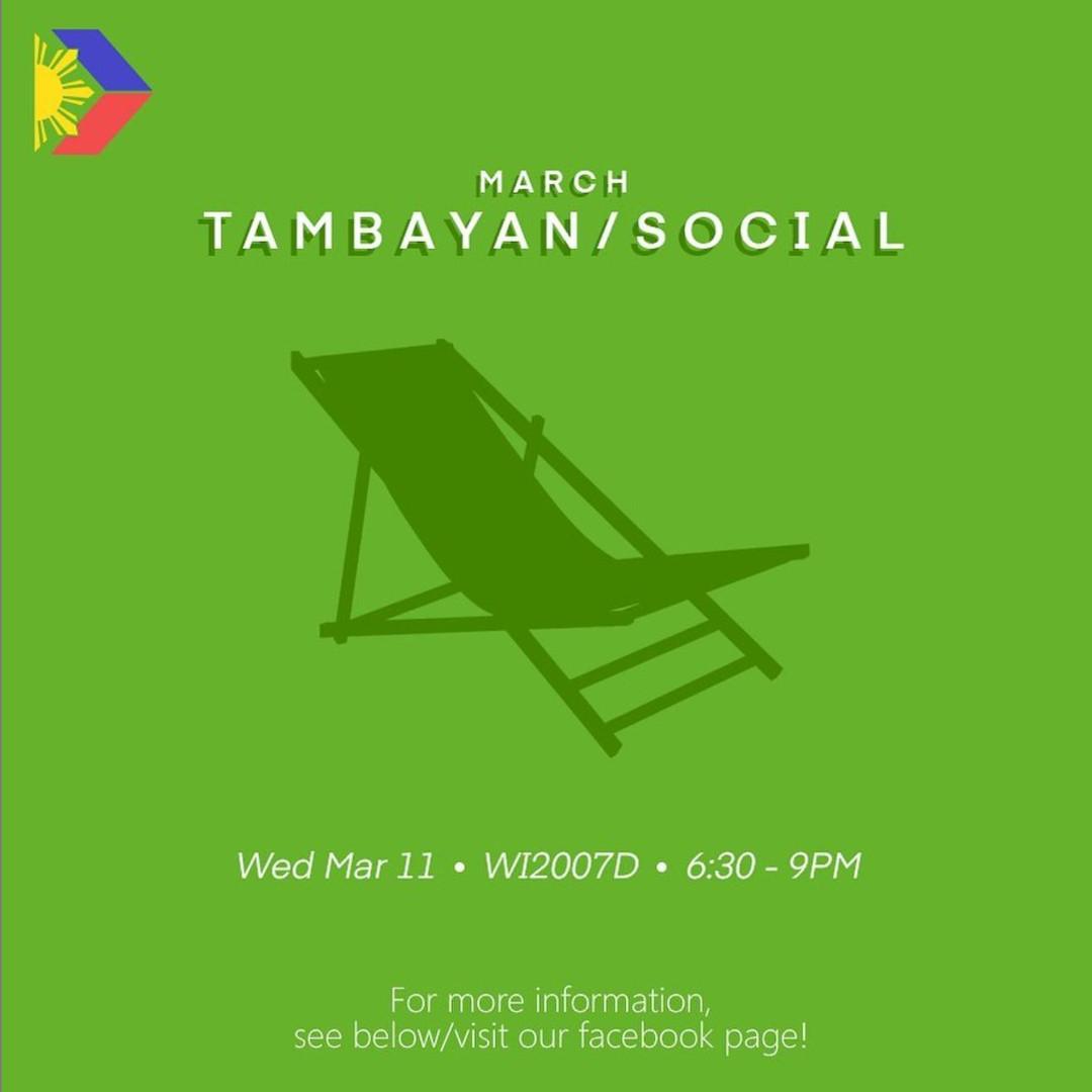 March Tambayan