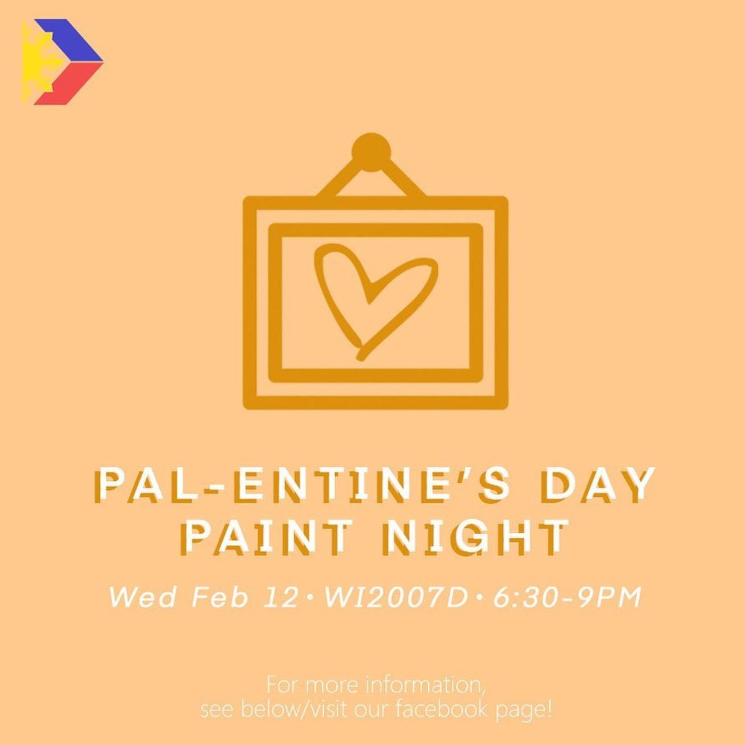 Pal-entines' Day Paint Night