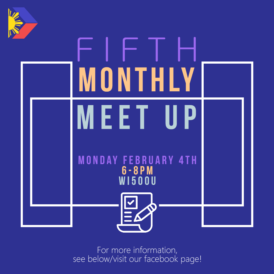 Fifth Monthly Meetup