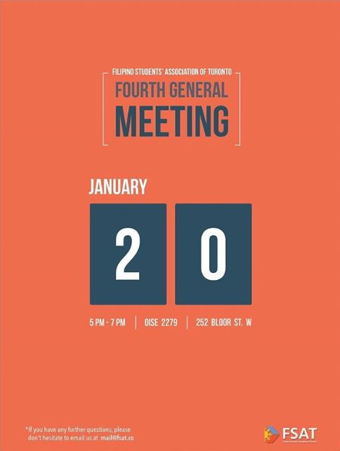 Fourth General Meeting