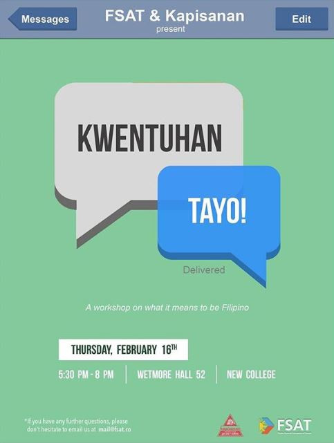 Kwentuhan Tayo