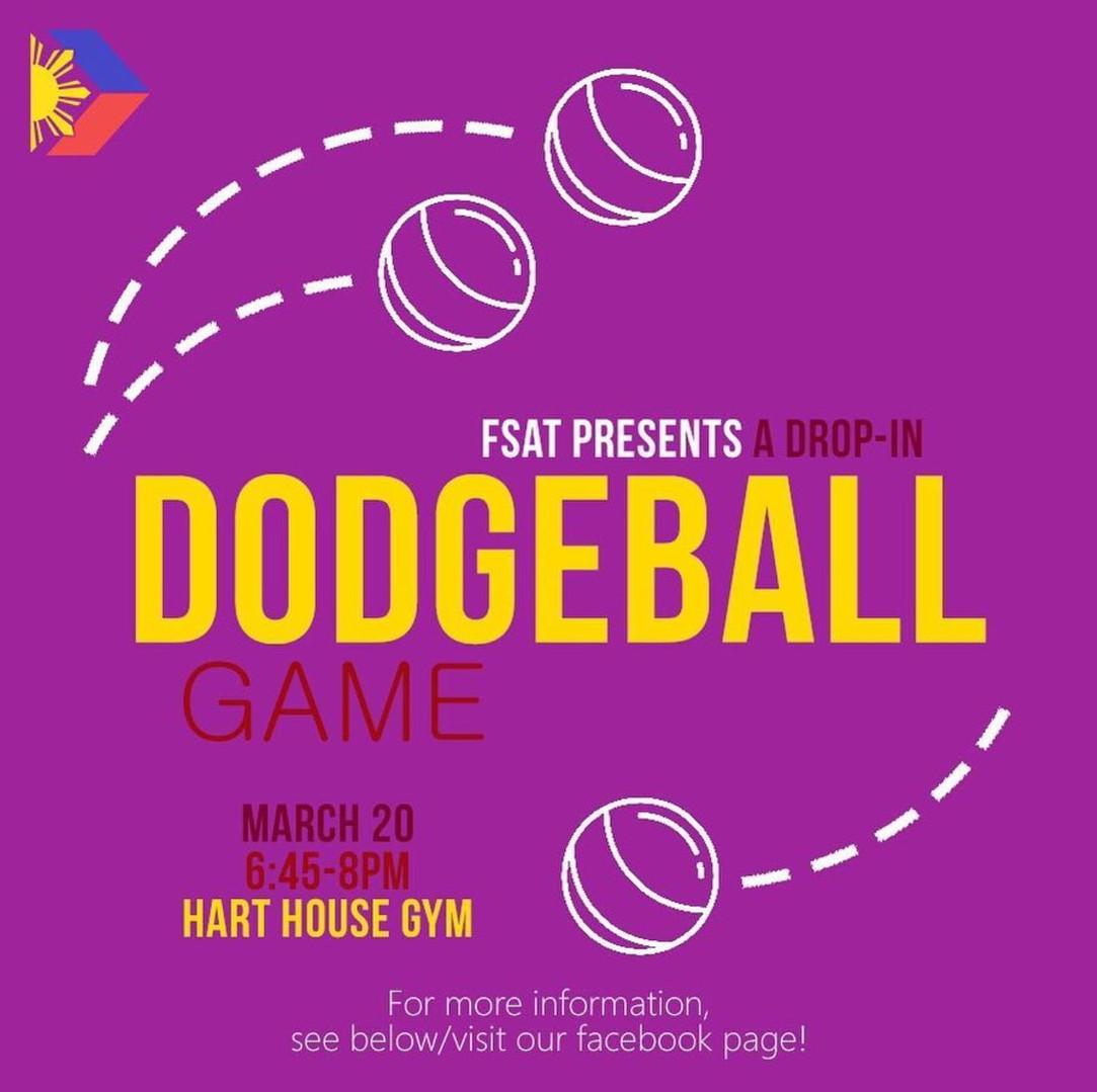 Drop-In Dodgeball
