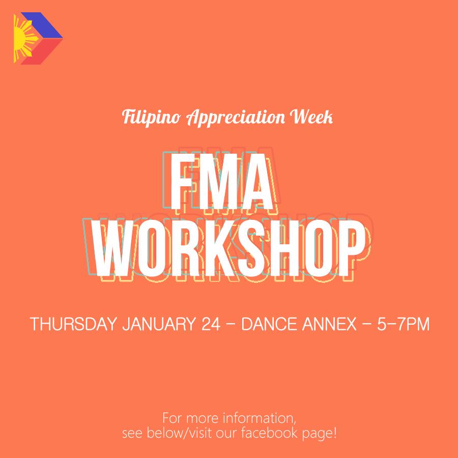 FAW: FMA Workshop