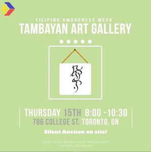 FAW: Tambayan Art Gallery