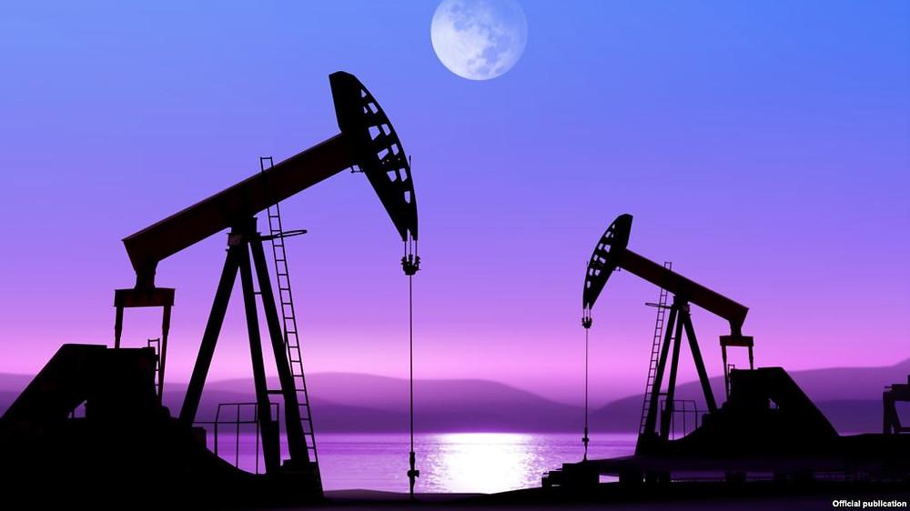 Добыча нефти на земле