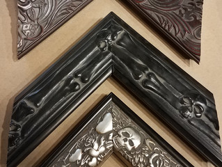 New, Edgy Moulding Is In!