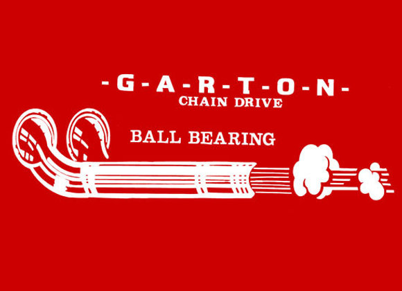 GARTON PEDAL CAR TRACTOR DECALS