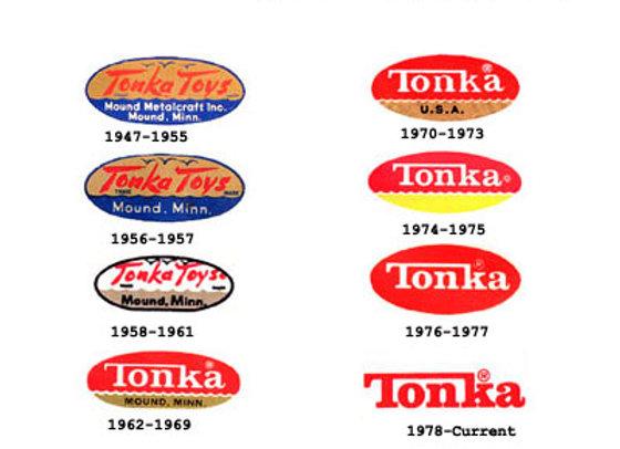 Tonka Label