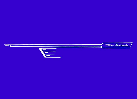 Murray Tee Bird V-Front Decals