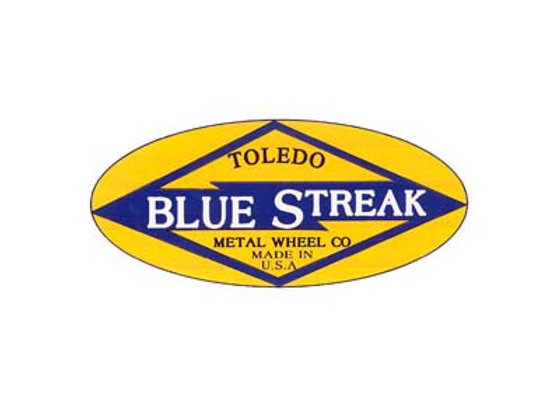 TOLEDO BLUE STREAK DECAL