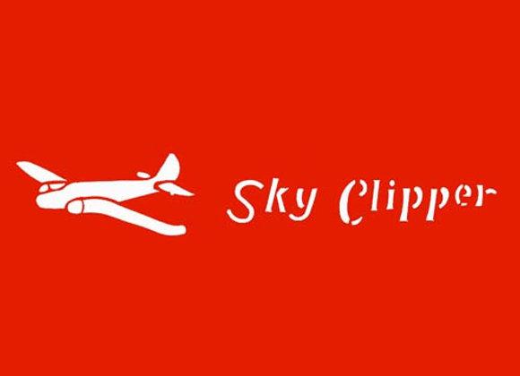 SKY CLIPPER WAGON DECALS