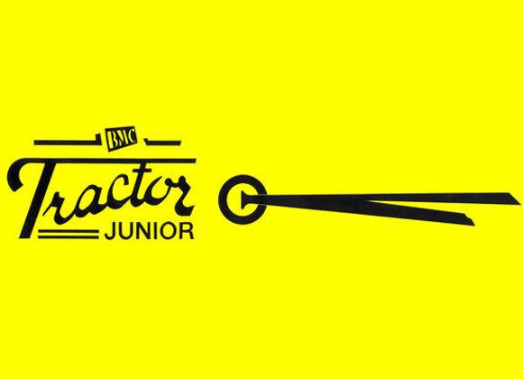 BMC TRACTOR JUNIOR PEDAL TRACTOR DECALS