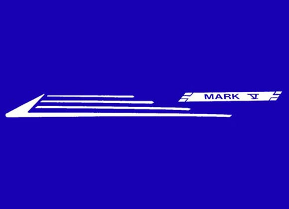 Garton Mark V decals