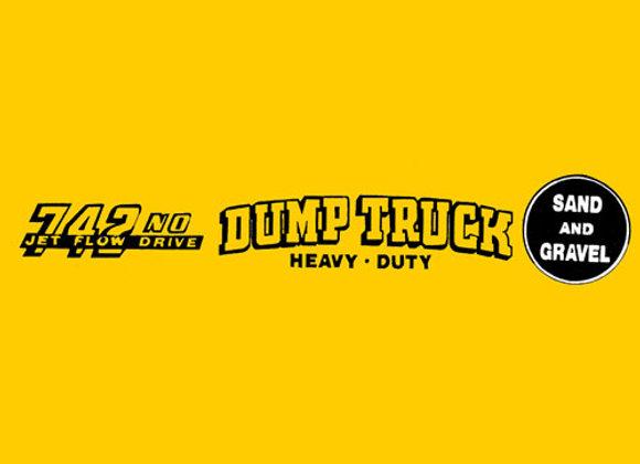 MURRAY DUMP TRUCK 742