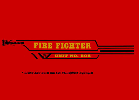 AMF FIRE FIGHTER 508