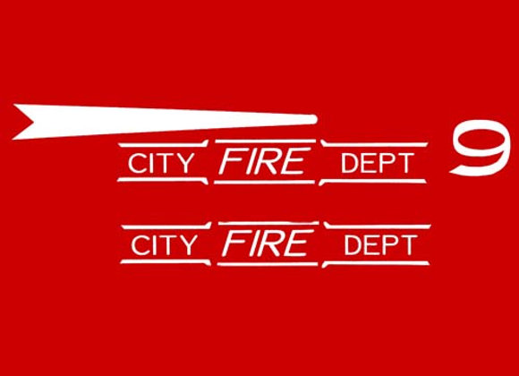 CITY FIRE DEPARTMENT