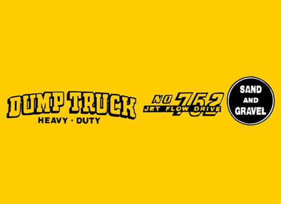 MURRAY DUMP TRUCK 752