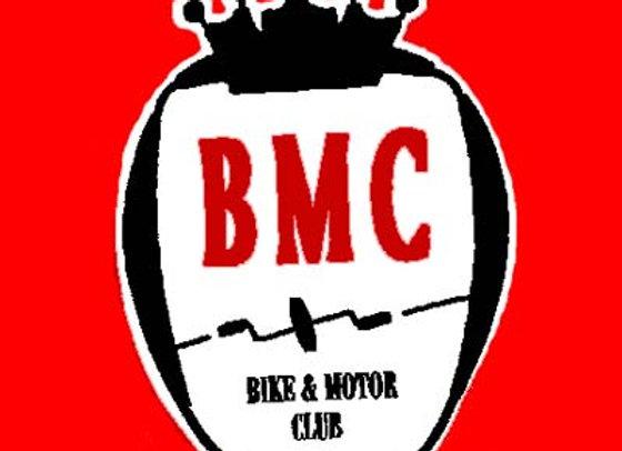 BMC Headbadge