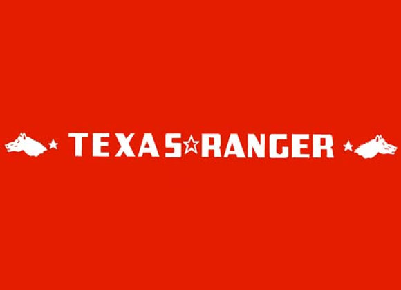 Texas Ranger Wagon Decals