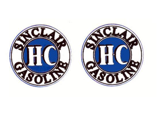 Sinclair Gas Decals