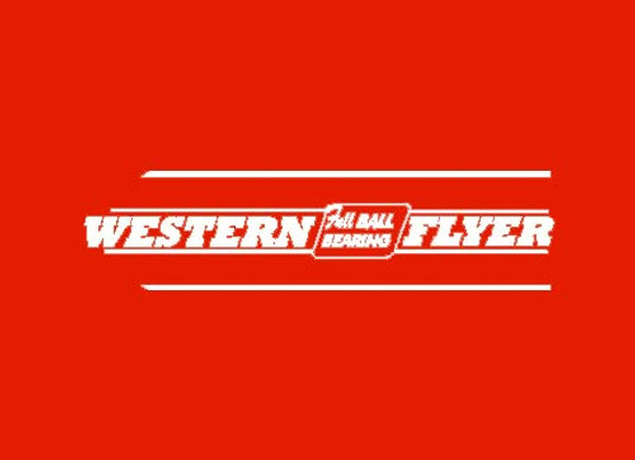 Western Flyer Wagon Bed Decals
