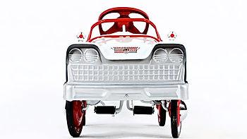 Pedal Car Graphics