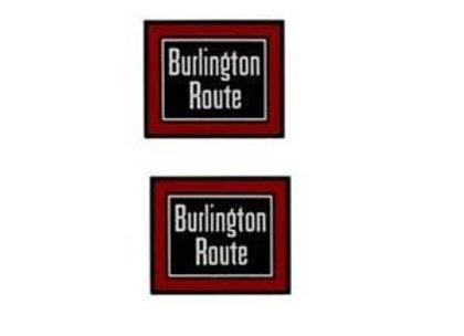 BURLINGTON ROUTE