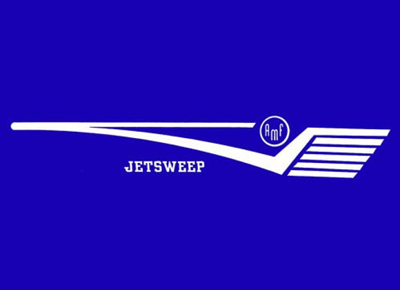 Amf Jet Sweep Decals