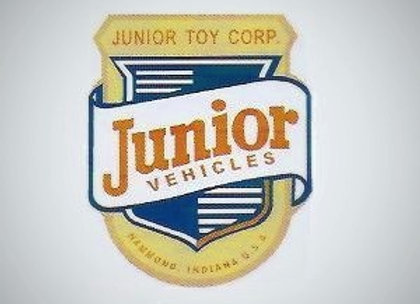 Junior Vehicles Headbadge