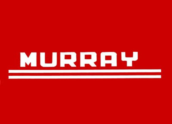 MURRAY TRACTOR DECAL SET