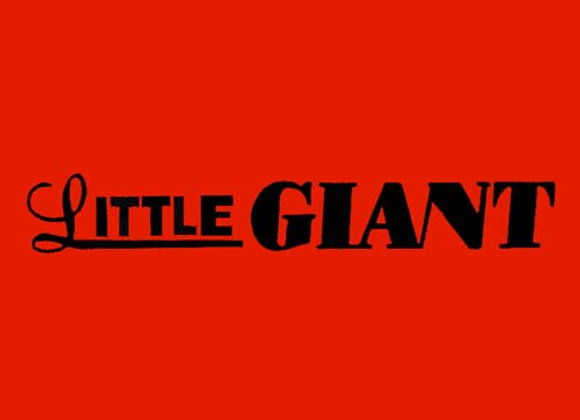 Little Giant Wagon Decals