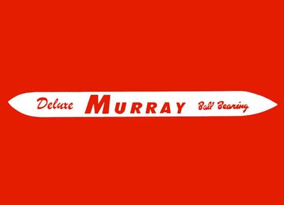 Murray Deluxe Wagon Decals