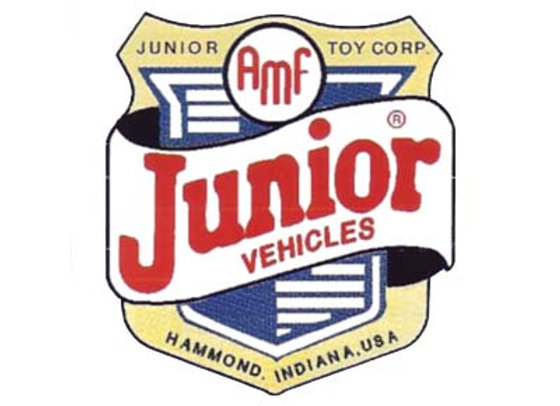 AMF Junior Headbadge Decal