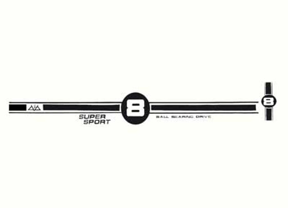 Super Sport 8 Ball Decals