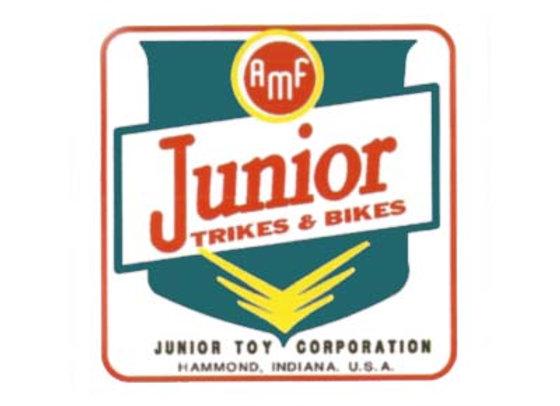 Junior Headbadge Decal