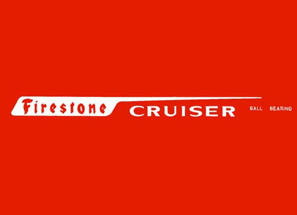 Firestone Cruiser Wagon Decals