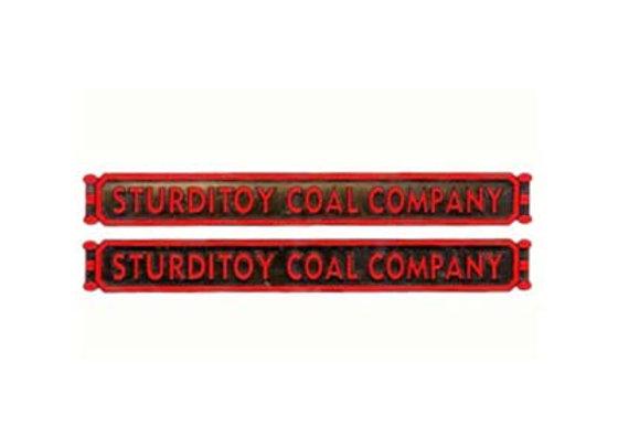 STURDITOY COAL COMPANY